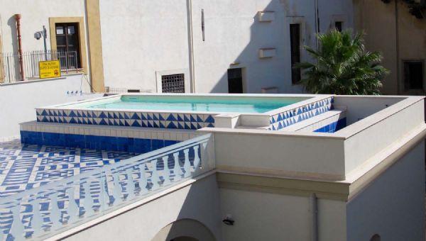 Skimmer al Palazzo Tomasi di Lampedusa