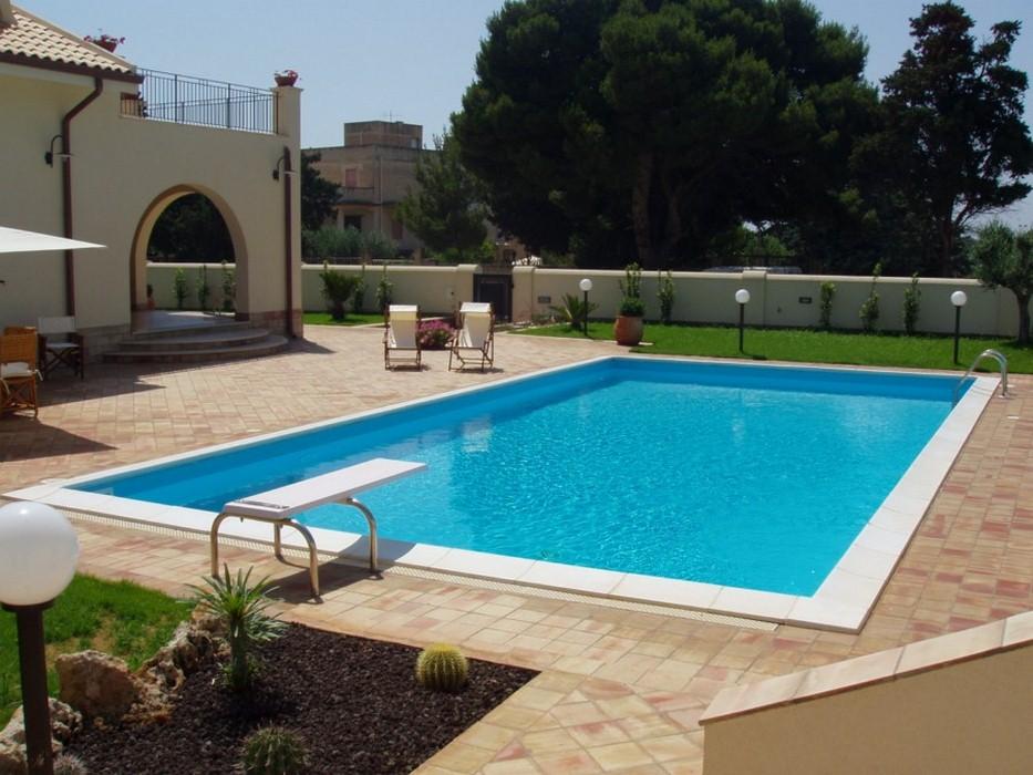Piscina in promozione a palermo in sicilia a partire da 9 for Skimmer piscine design